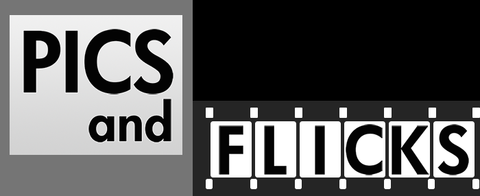 Pics and Flicks Logo