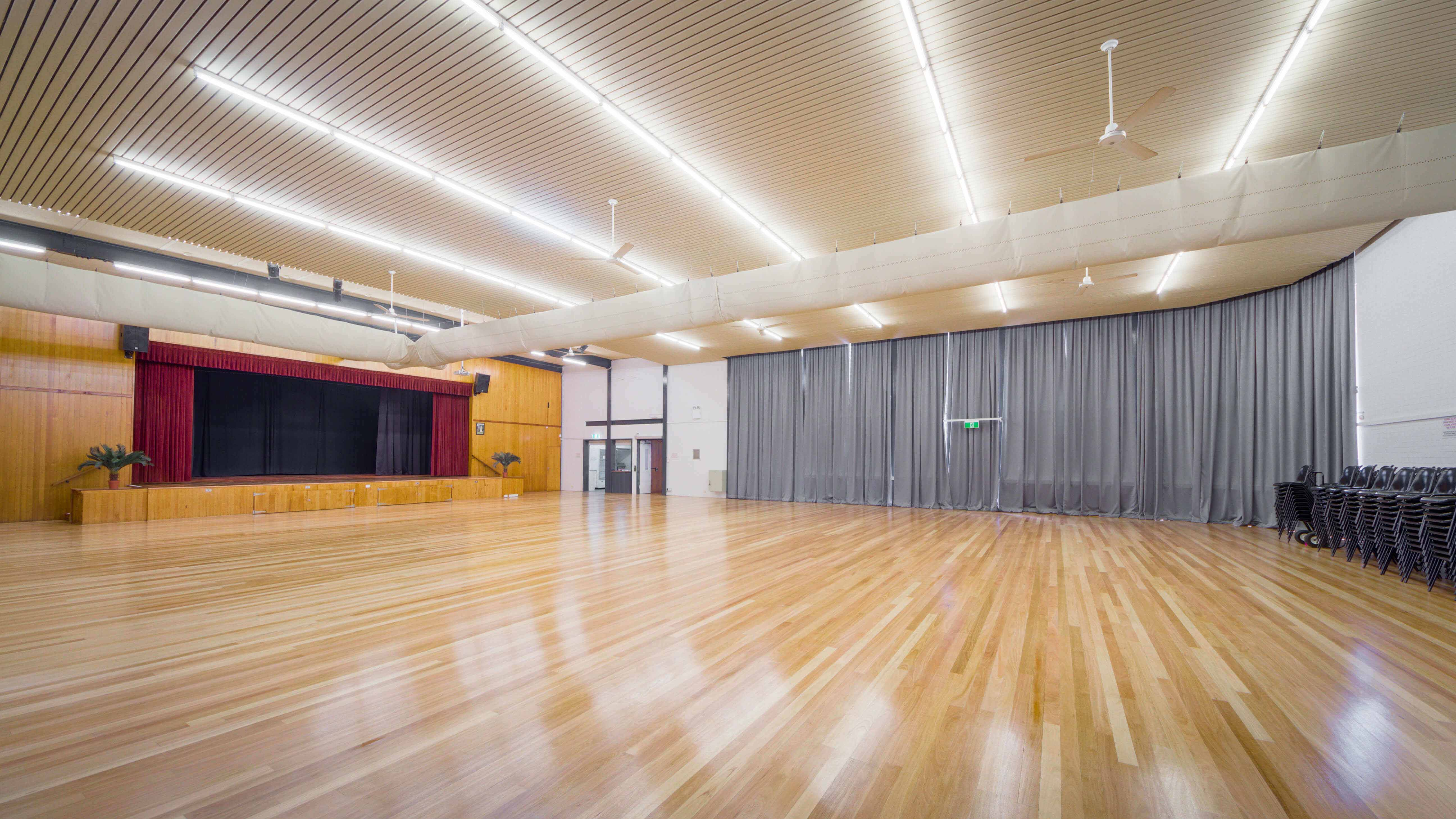 Caboolture Hall Mian